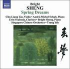 Bright Sheng: Spring Dreams (CD, Jan-2009, Naxos (Distributor))