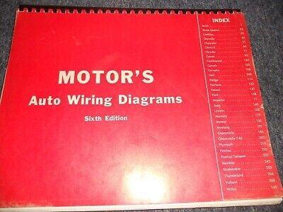 1961 - 1965 DODGE 330 440 880 POLARA DART WIRING DIAGRAMS ...