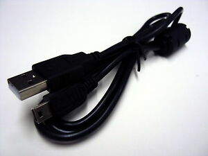 USB-Digital-Camera-Cable-for-Pentax-Optio-30-DB-100-001