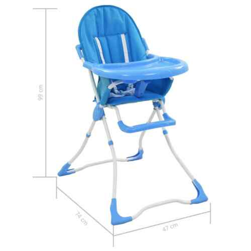 Baby Hochstuhl Babystuhl Kinderstuhl Verstellbar Klappbar Kinderhochstuhl Sitz