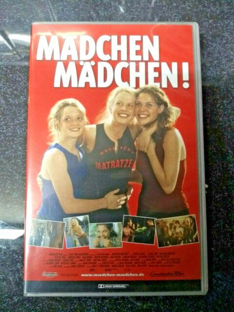 VHS Kassette Mädchen Mädchen