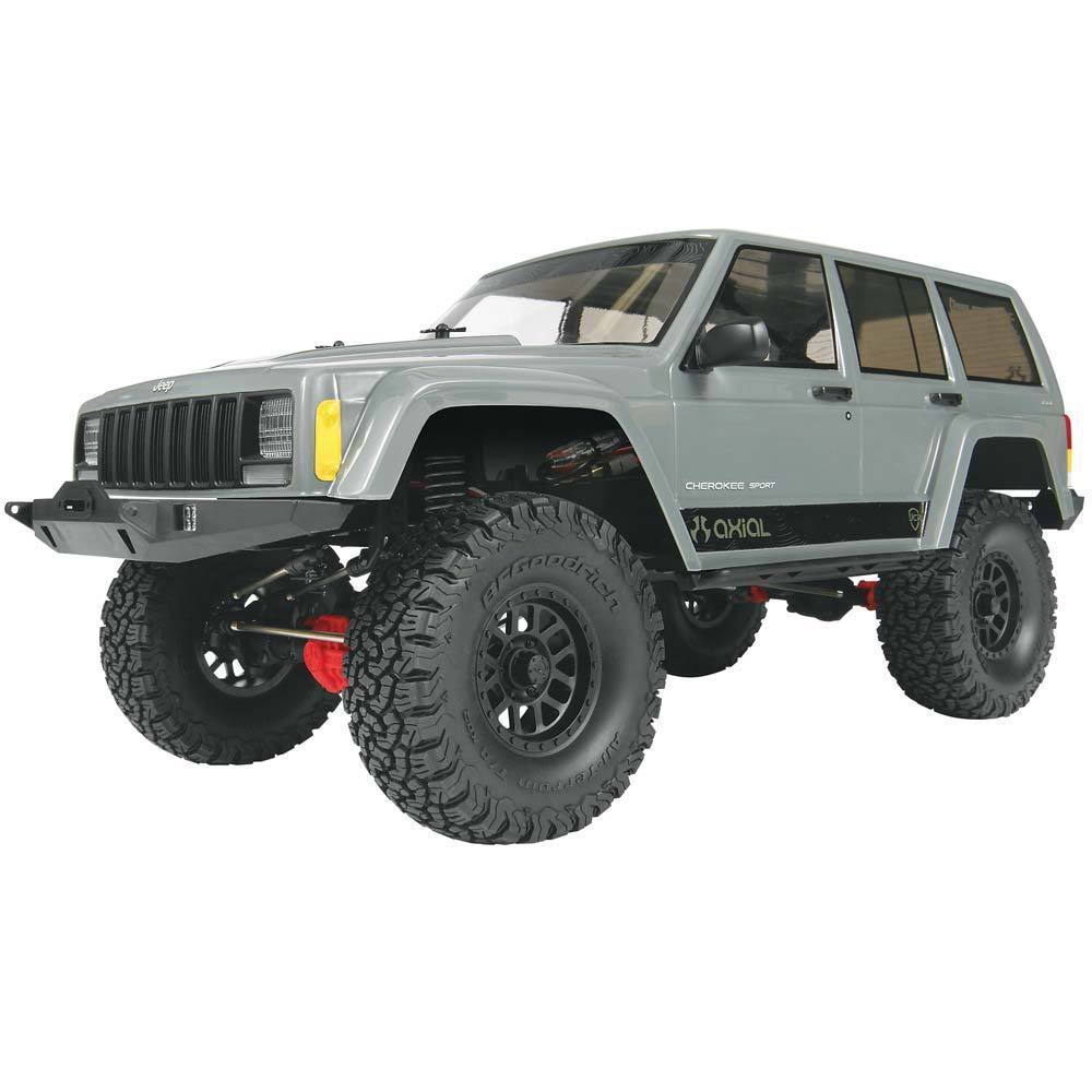 Axial Racing 1/10 Electric SCX10 II 2000 Jeep Cherokee RTR 4x4 w/ TTX300 AX90047