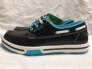 464a40420903a6 New-Crocs-Women-039-s-Boat-Golf-Shoe-