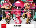 Nintendo Amiibo Splatoon Kit de 3 Figurines
