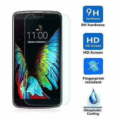 100% Genuine Screen Protector Premium Tempered Glass Protective Film For LG K10