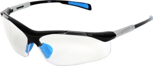12 x UCI Koro elegante Occhiali di Sicurezza Occhiali Antinebbia Trasparente