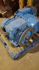 60 Hp Weg Ac Electric Motor 1800 Rpm Fr 225sm Tefcbb 230460 V New