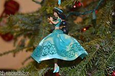 Disney Princess JASMINE Christmas Ornament 2014