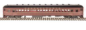 Repetición del FerroCocheril Escala Ho-P70 coche de pasajeros sin AC  830 &  1046 - Broadway Ltd.