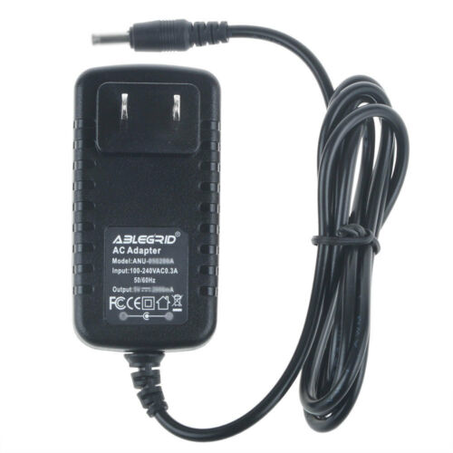 9V 2A AC Adapter for MID Google Android Tablet Power Charger 2.5mm*0.7mm Mains