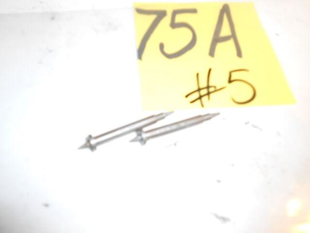 1996 HONDA CR250 FRONT FORK REBOUND NEEDLES