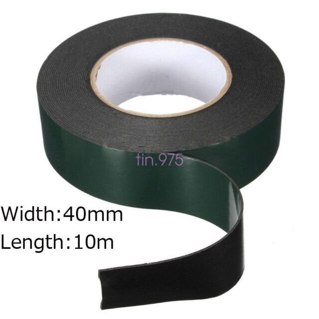 Super Strong Double Sided Permanent Self Adhesive Foam Car Trim Body Tape T159