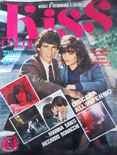 Rivista di Fotoromanzi - KISS n°40 1981 Marina Santi Riccardo Bonacchi  [G315]