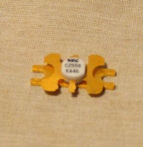 Transistor-2sc2558ka-Si-NPN-TR-8-3w-nOS-KENWOOD-TR-50-UHF-23cm