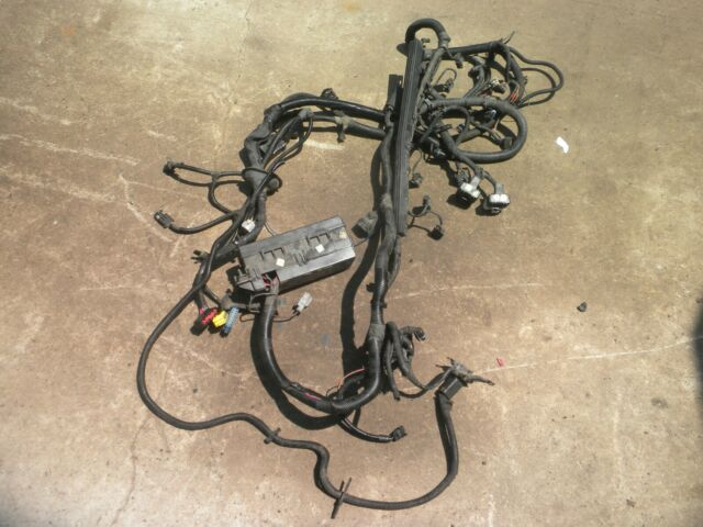 1998 Jeep Wrangler Tj Engine Wiring Harness 4 0l Automatic