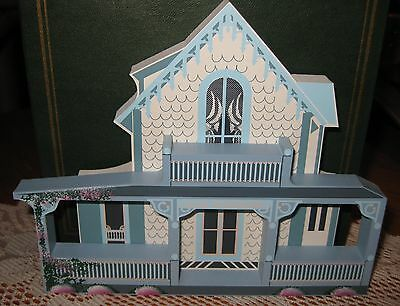 Limited Production-Retired Sheila/'s Houses-Alice/'s Wonderland of Oak Bluffs MA