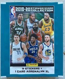 2019-20 Panini NBA Zion Williamson Ja Morant RC ? Stickers 1x Pochette