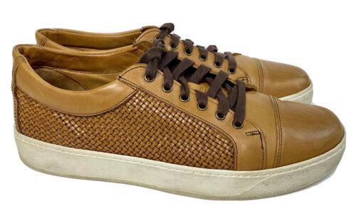 AE By Allen Edmonds Perth Derby Weave Sneakers Lea
