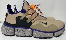 Nike Pocketknife DM Size 13 ACG Linen Black Khaki Purple Mens Shoe 898033-201