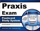 Praxis Exam Flashcard Study System Book Cards &h
