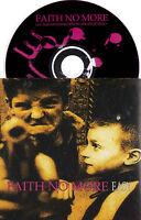 FAITH NO MORE / FNM - EASY - OZ 3 TRK CD - CARD SLEEVE -MIKE PATTON - MR BUNGLE