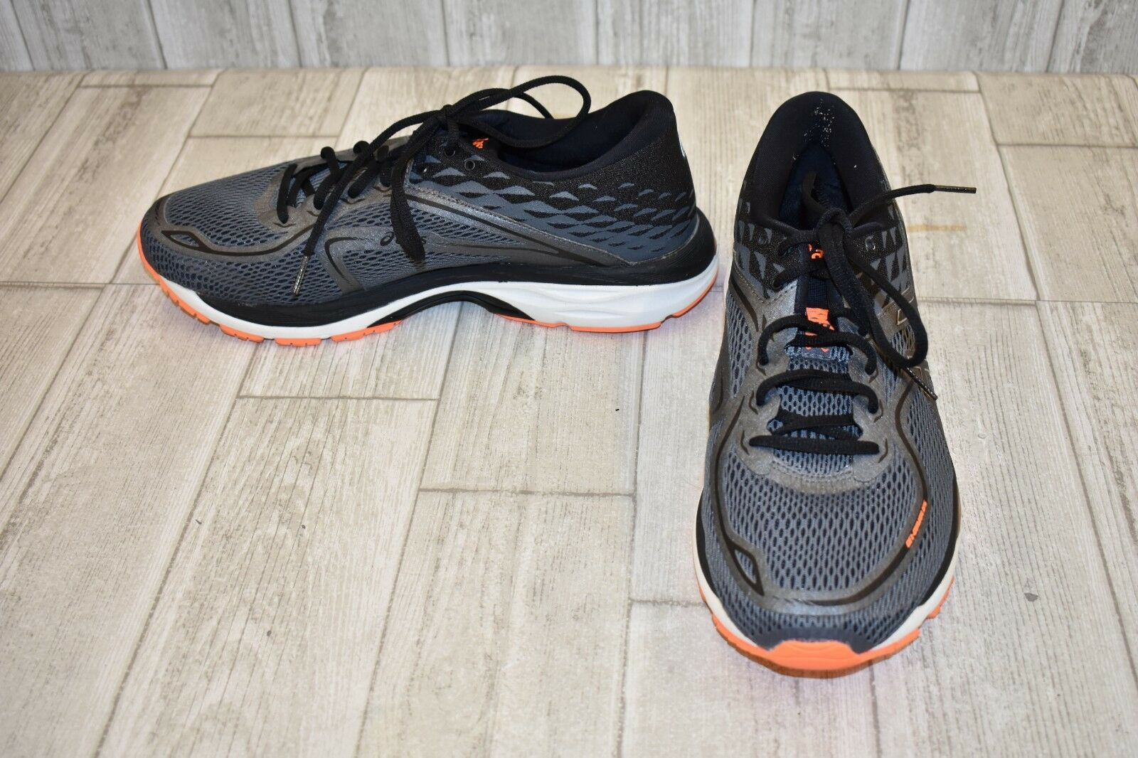 Asics Gel Cumulus 19 Running Chaussures - hommes Taille Carbon 11 Carbon Taille d80d76