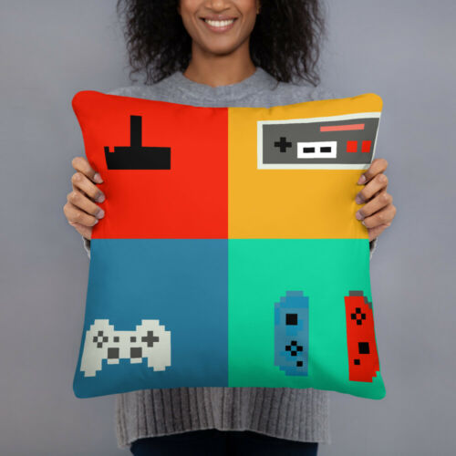 Game Control Generations Basic Pillow