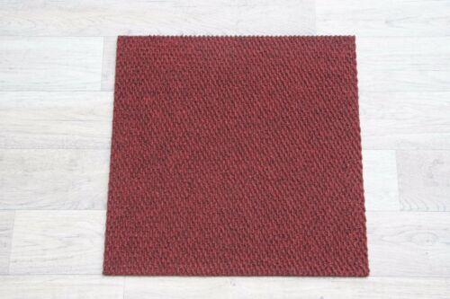 Qualité de dalles de moquette commercial//Domestic Retail Flooring Hong Kong Rouge