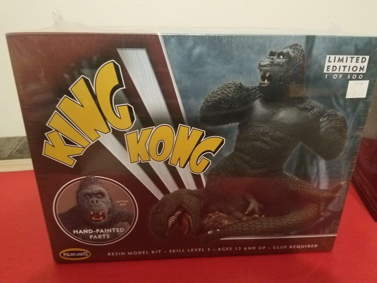 Polar ljuss - King Kong 1 av 500 tillverkade i fabriks förseglade låda