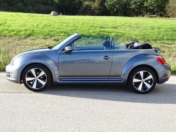 VW The Beetle 1,4 TSi 150 Sport Cabriolet DSG - billede 4
