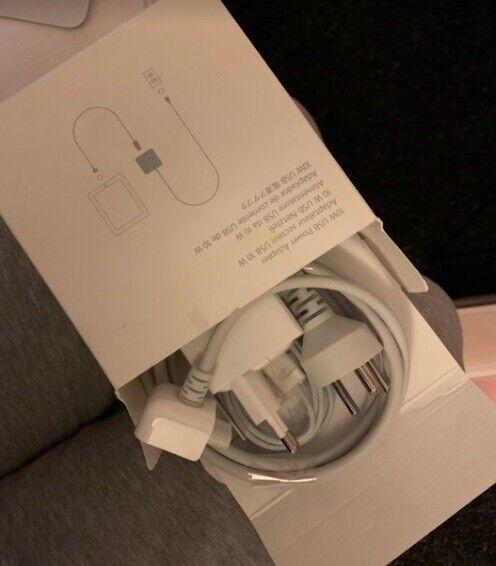 iPad, 32 GB, sort