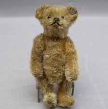 20er-30er anni Steiff Teddy Orso con bottone
