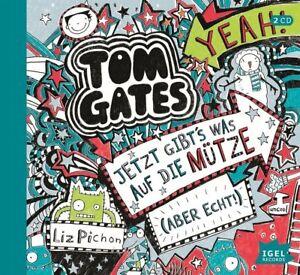 TOM-GATES-JETZT-GIBT-039-S-WAS-AUF-DIE-MUTZE-PICHON-LIZ-2-CD-NEW