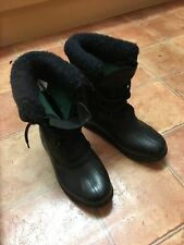 Seldom Used Sorel Alpine Women's Winter Boots, size 9 UK 7, very good condition
