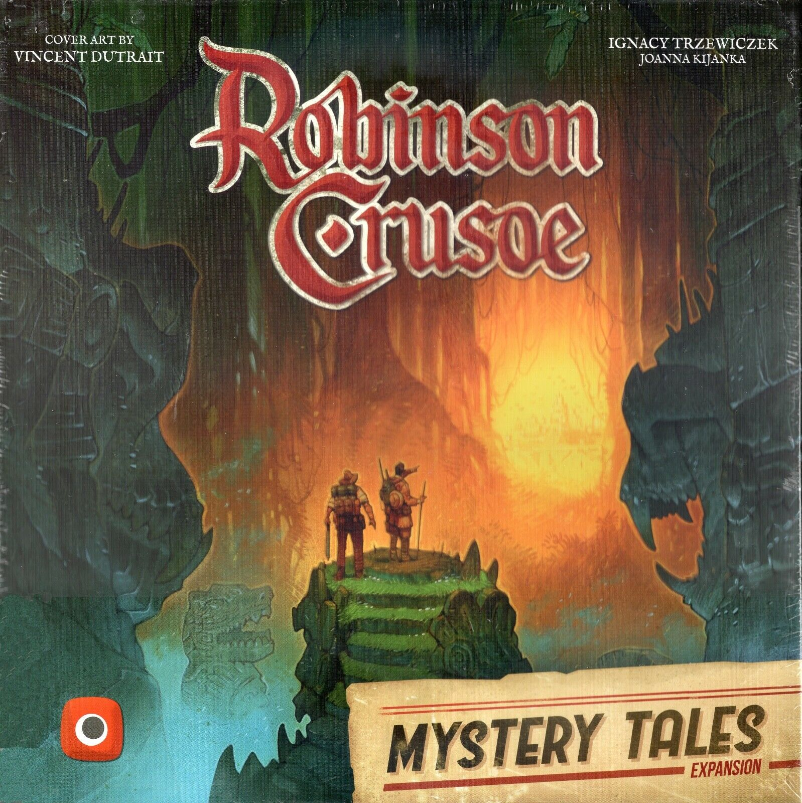 Portal Games Robinson Crusoe Mystery Tales Expansion