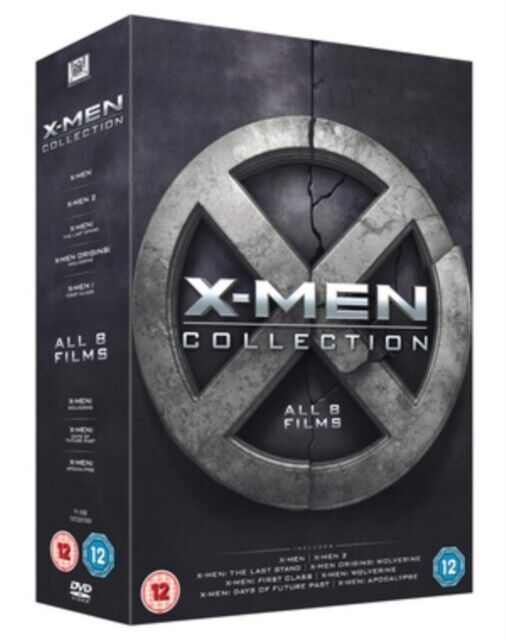 Neuf X-Men - Collection Film (8 Films) DVD (7072201000)