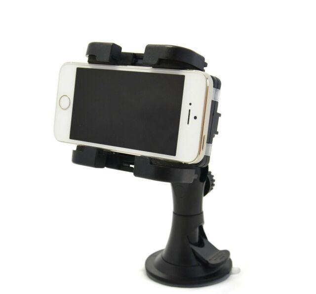 free shipping 75995 f78f5 Car Dashboard Phone Holder Universal Mount Windscreen Cradle iPhone 7 Plus  6 5