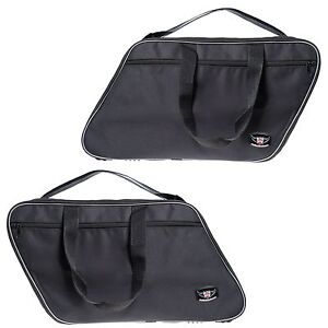 Pannier-Liners-Luggage-Bags-To-Fit-TRIUMPH-THUNDER-BIRD-COMMANDER-Pair