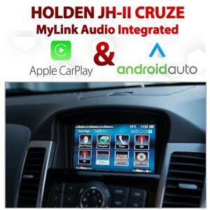 Holden-Chevy-Cruze-JH-II-MyLink-Android-Auto-amp-Apple-CarPlay-retrofit-pack
