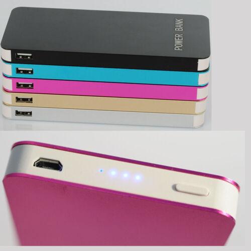 100000mAh Doble USB Portátil Cargador de batería Banco de Alimentación Teléfono Móvil Ipad