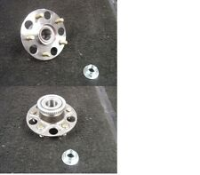 HONDA CIVIC 1.4 EU5 EU7 WHEEL BEARING REAR HUB 5 STUD WHEEL FITTING
