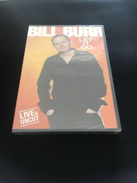 Bill Burr: Let It Go (DVD, 2010) for sale online | eBay