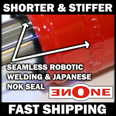 Mookeeh MK1 Front Stiff Shorter Shocks Struts For E46 Lowered Vehicles GS2829