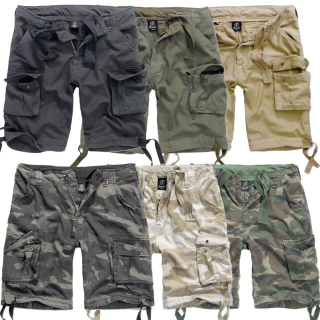 BRANDIT URBAN LEGEND Shorts S-7XL, Cargo Short Bermuda kurze Vintage Hose Pants
