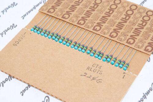 CORNING 33K RL07S 333G Resistor 10pcs