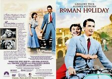 Roman Holiday (DVD, 2017)