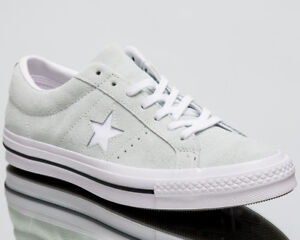 13e644a44073 converse one star dried bamboo. Converse One Star OX mens dried bamboo  white black lifestyle shoes ... converse one star dried bamboo