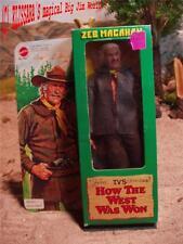 Big Jim - How the West was won - Zeb Macahan  -   with original box! Mattel
