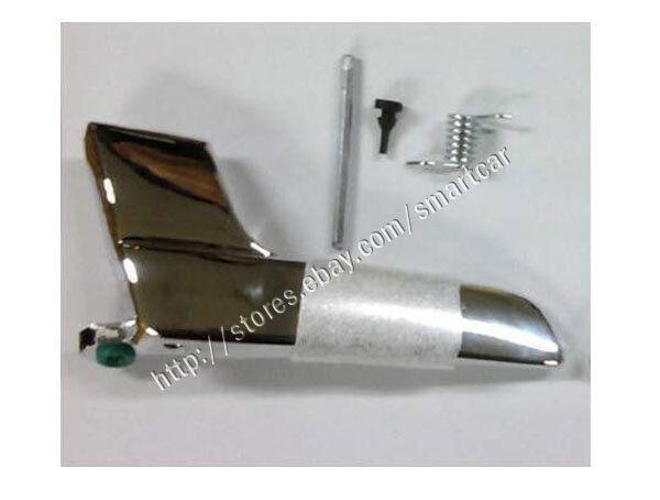 2002-2012 SsangYong Rexton OEM Door Inside Handle Kit (Left Door)