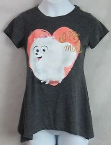 The Secret Life of Pets Girls T-Shirt Gutsy /& Girly Officially Licensed Pink